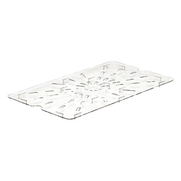 Polycarbonate Drain Shelves
