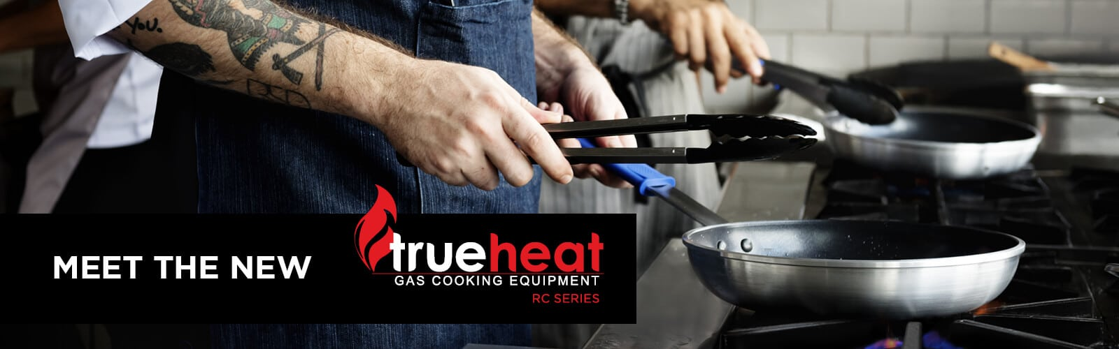 Introducing the new Trueheat RC Series, a range for the Australian Restaurant and Cafe industry