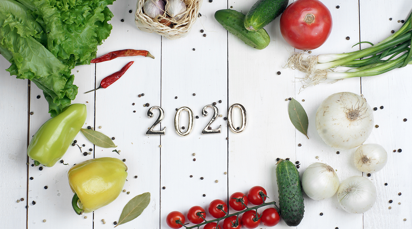 THE 20 HOTTEST FOODSERVICE TRENDS IN 2020