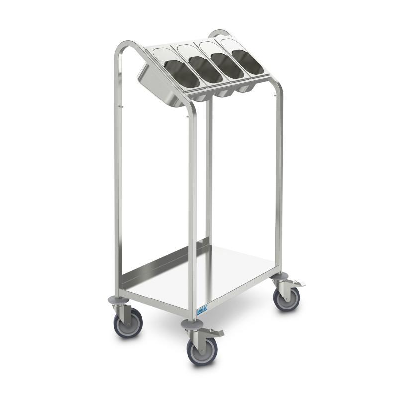 Cutlery & Tray Trolleys