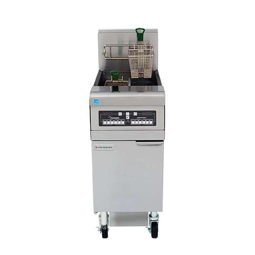 High Efficiency Fryers, In Built Filter Deep Fryers