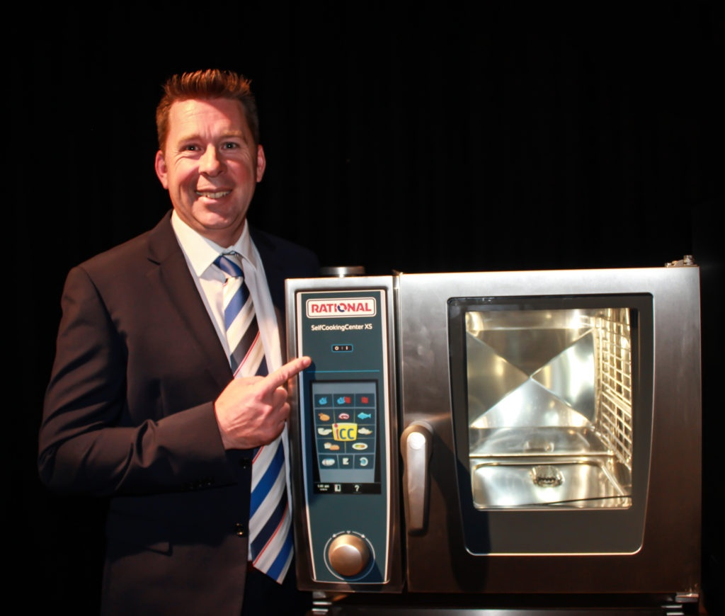 RATIONAL proves size doesn't matter with the launch of the new XS unit