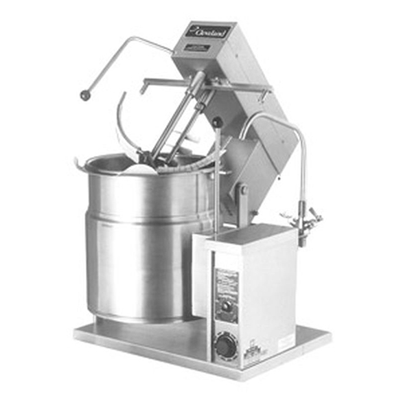 Mixer Kettles