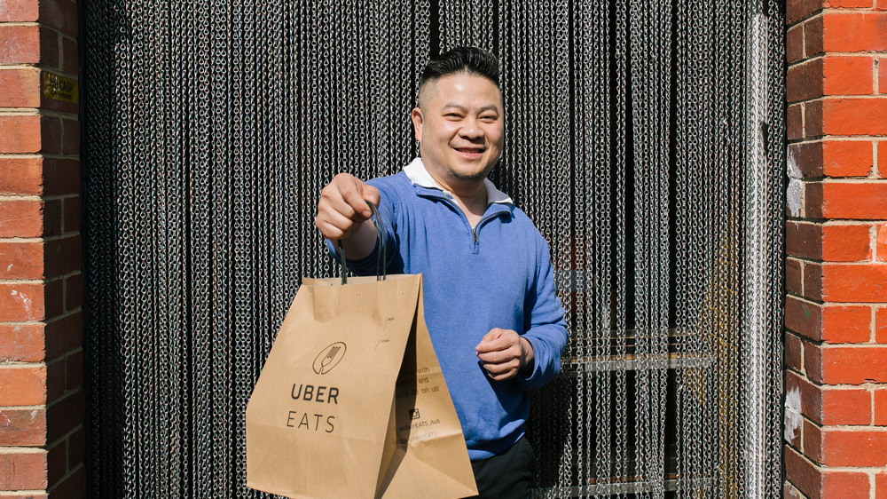 How to get your business to the top of Uber Eats (and stay there)