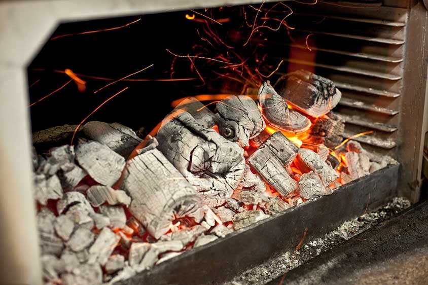 What makes Mibrasa the best charcoal oven on the market?
