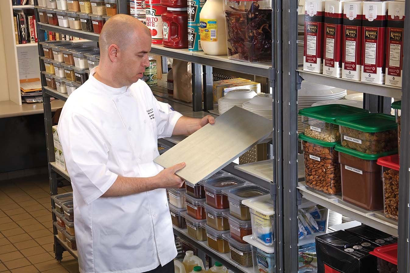[FREE GUIDE] Keep the Health Inspector happy with our 7 HACCP steps to food safety