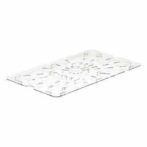 Polycarbonate Drain Shelves