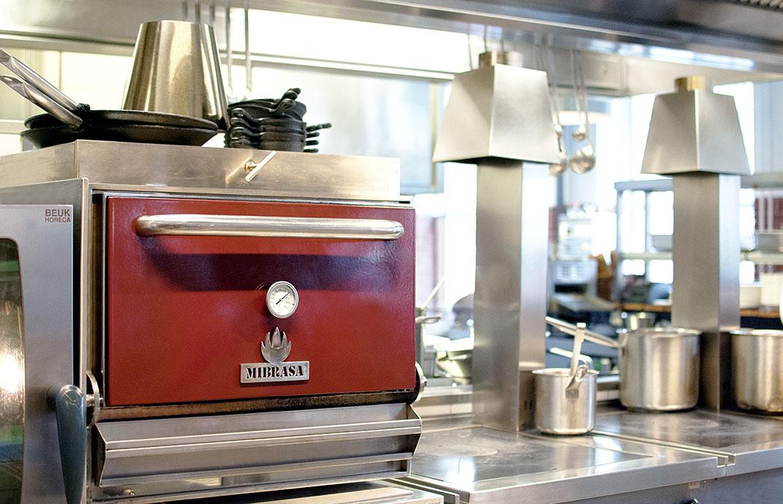 4 recipes that showcase the Mibrasa range's talents