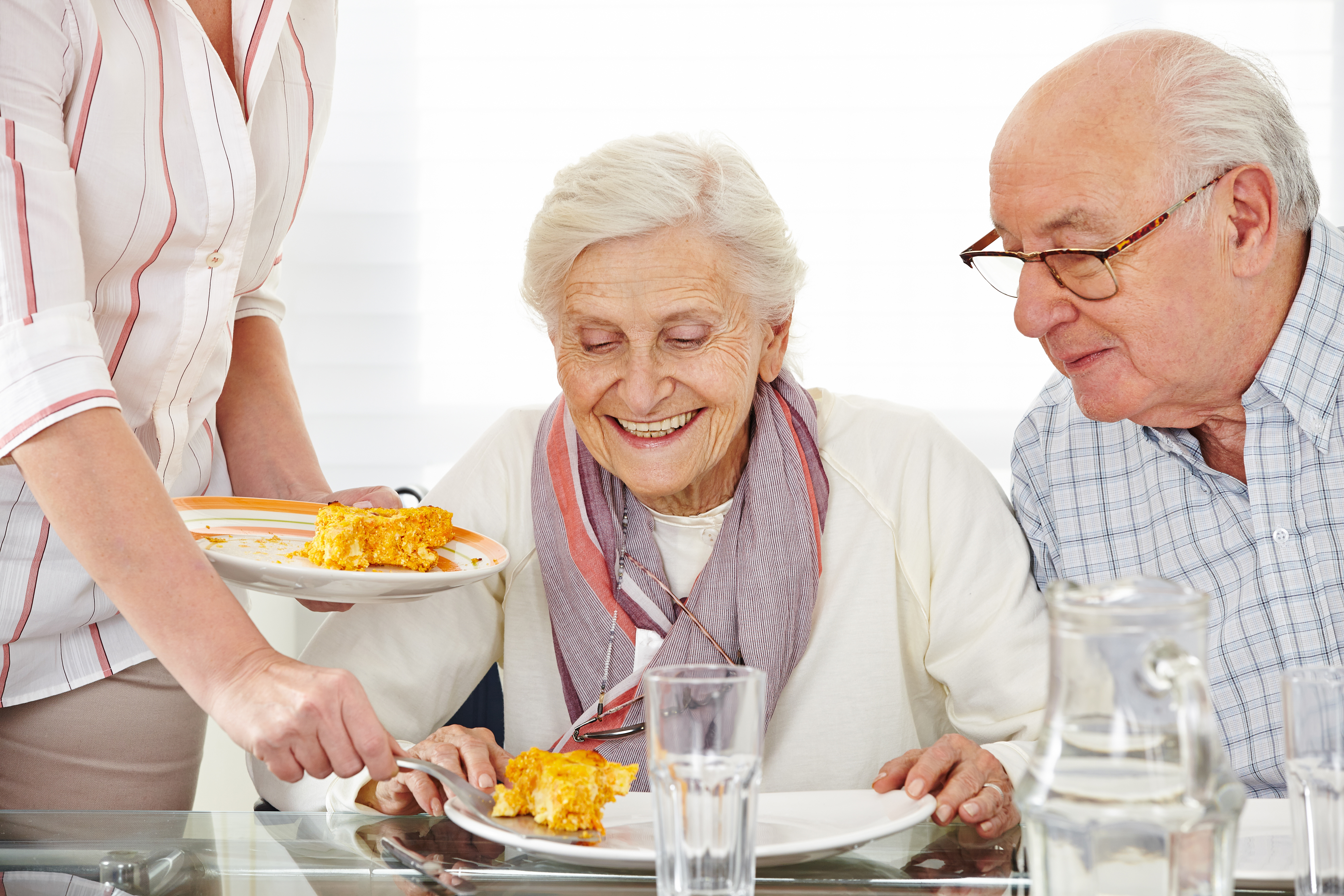 What makes a great aged care menu?